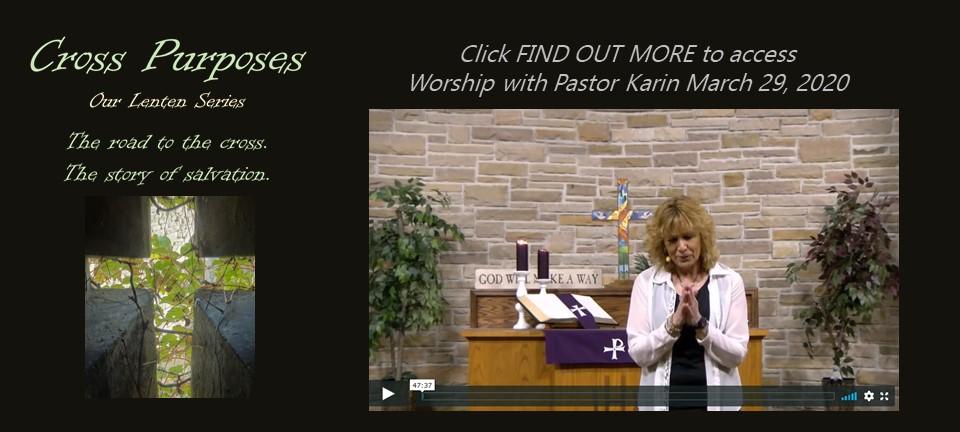 Worship 03.29.20
