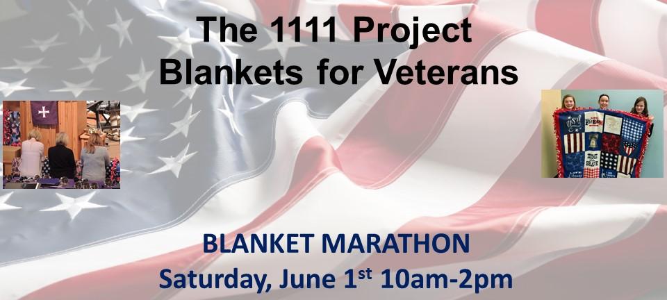 blanket marathon
