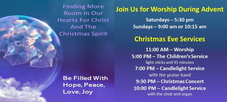 worship advent