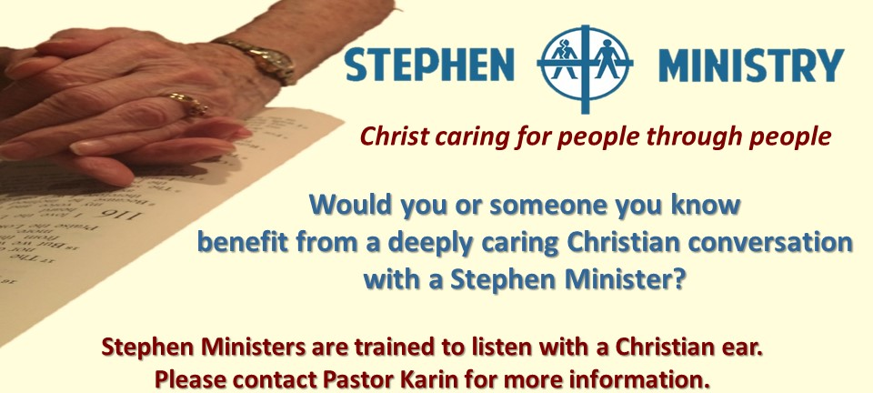 stephens ministry